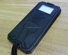 power bank solar power bank 12000mah battery charger case for iphone 6