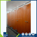 China wholesale commercial high quality wood toilet partition