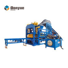 QT4-15C concrete building block press making machine