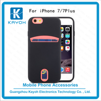 [kayoh]Factory direct sales hone case of wire drawing card Cell phone accessories cover for iphone 7/7plus