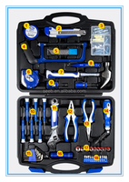 2015 high quality briefcase electric spanner tool box set