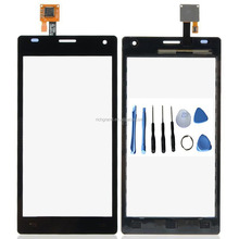 Touch Screen Digitizer Glass Lens Panel Repair For LG Optimus 4X HD P880 + tools