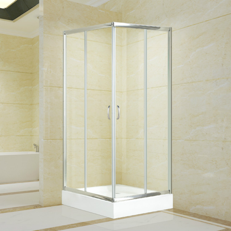 Outstanding framed shower enclosures back fiberglass with competitive price