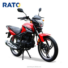 made in china Road naked gas street legal motorcycle 150cc
