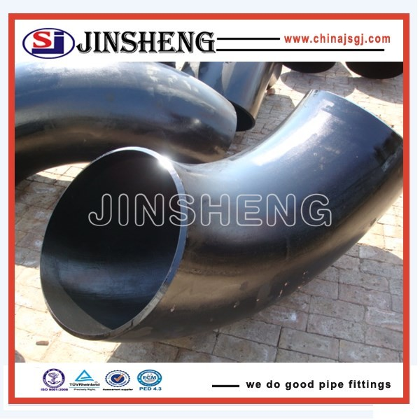 a234 wpb sch40 90 degree carbon steel elbow