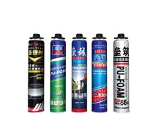 urethane supplies use cans polyurethane foam manufacture