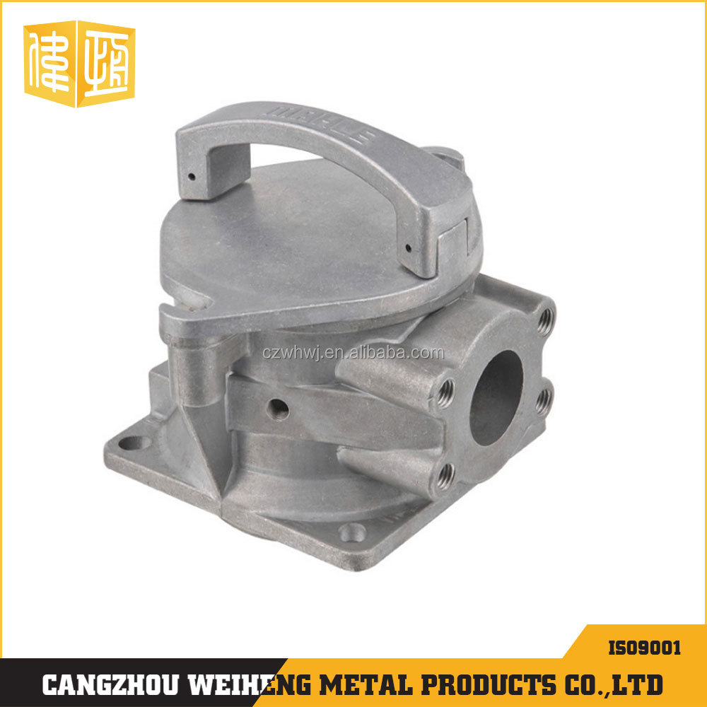 high standard aluminum alloy ADC12/A380 die casting products