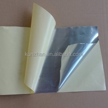 here for you best service always competitive price aluminum foil laminated paper