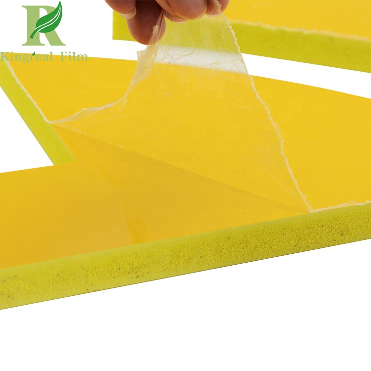 Against Damage Factory Direct Price PE Protective Film for <strong>PVC</strong>