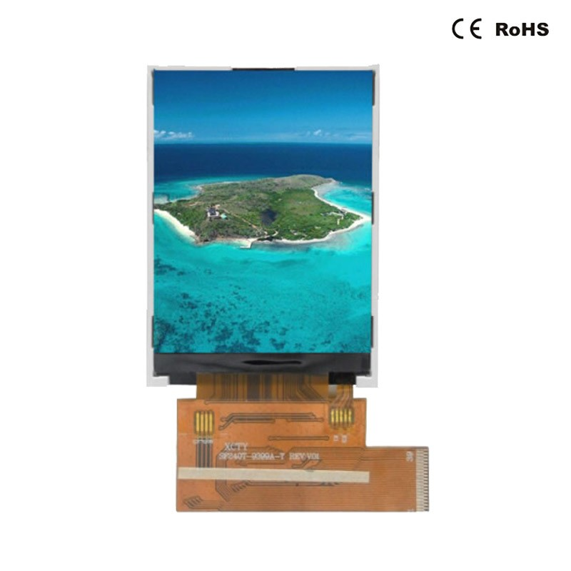 IPS 2 inch tft lcd 240*320 dots built-inSPI+RGB interface without touch screen tft lcd display module
