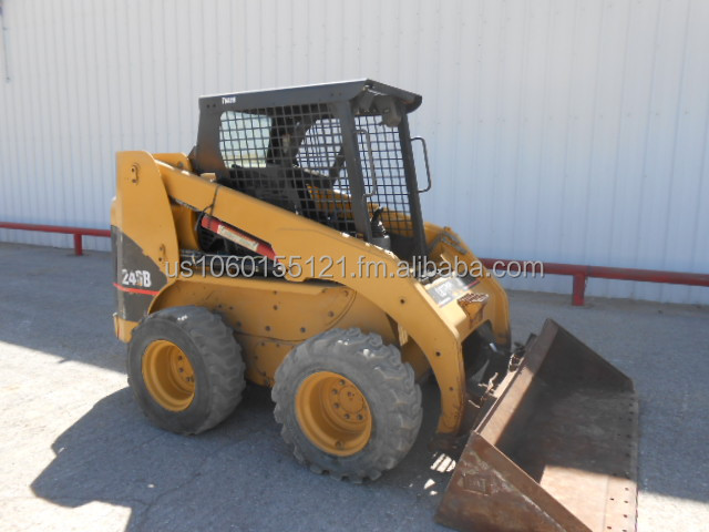 Used CAT 246B SKID STEER LOADER