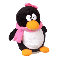 roly-poly penguin