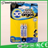 Top Quality Wholesale Lr03 Aaa 1.5V Dry Alkaline Battery