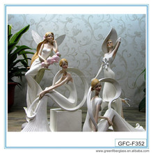 Fashion Table Decoration Wedding Souvenir Resin Crafts