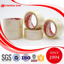 Alibaba selling transparent bopp self adhesive box packing tape plant