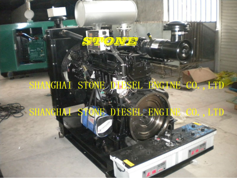 CUMMINS Mercruiser diesel 6CTA8.3-M260 MARNIE ENGINE with gearbox