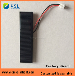 customized design small solar panels 12V epoxy with CE RoHS FCC