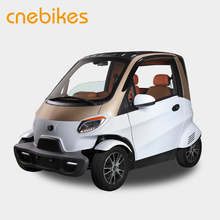 New Energy 4 Wheels Low Speed Smart Electric Automobile