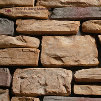 Artificial culture stone products