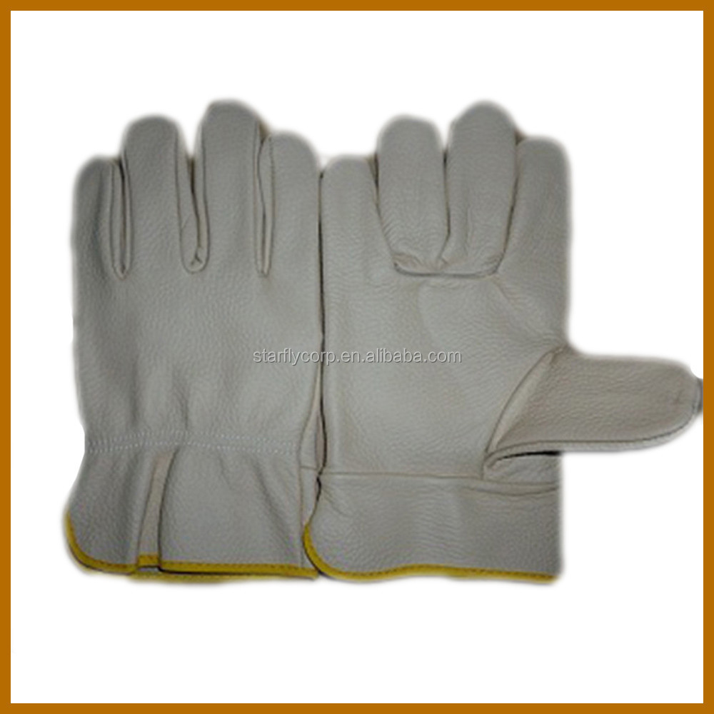 leather gloves dockers