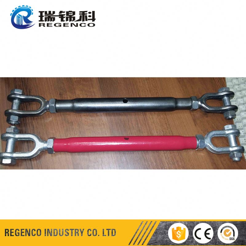 hook and hook jaw to jaw machinery eye bolts turnbuckle