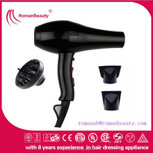 Professional stock AC motor hair dryers