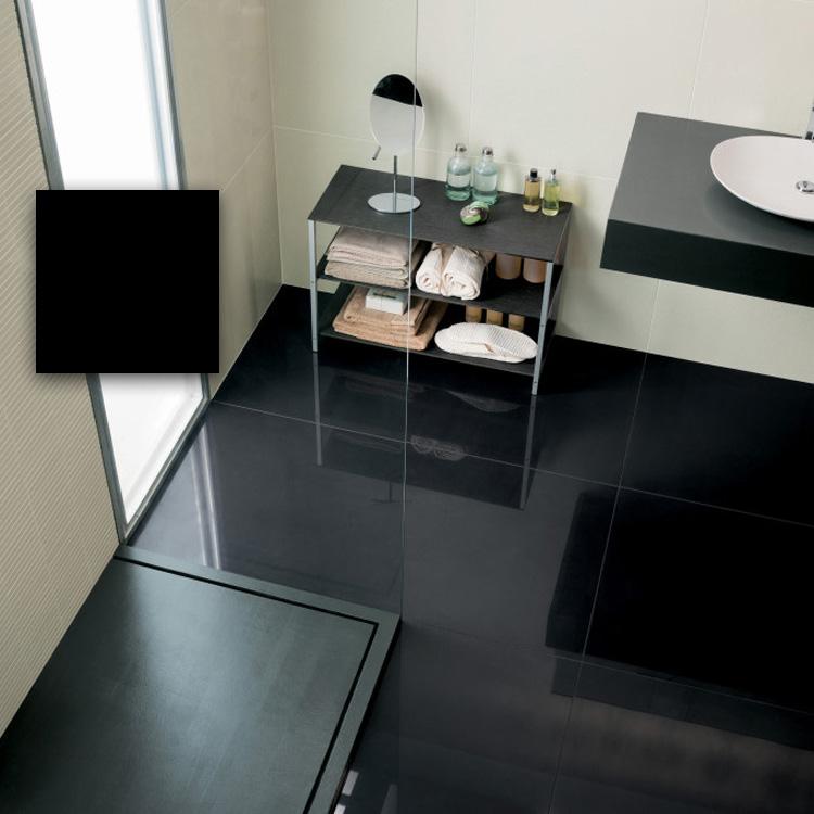 Black Polished Porcelain Floor Tiles 600x600 Super Ceramic Tile Product On Alibaba