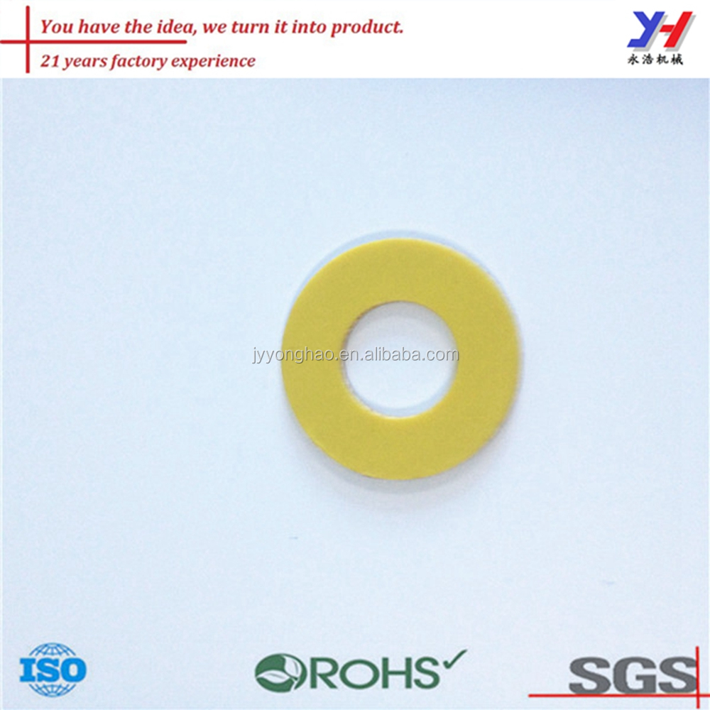 OEM ODM customized Silicone Rubber washer rubber stopper washer