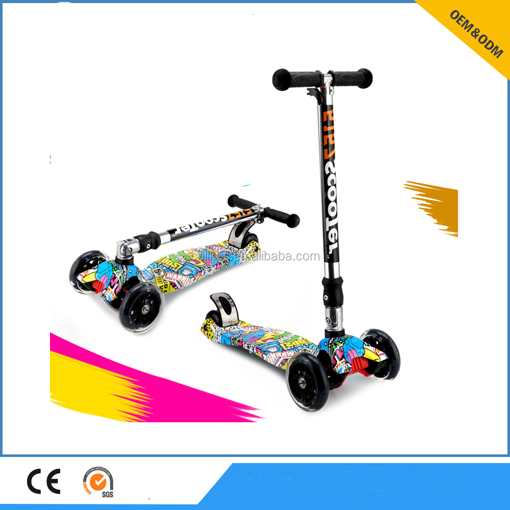 Best selling high quality vintage vespa diving kick 3 wheel chinese lml underwater off road scooter sale