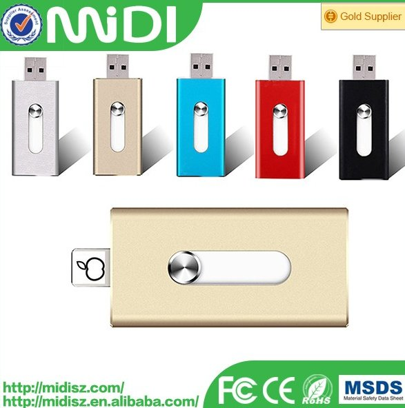 top selling gadgets usb flash drive 128GB multicolored external hard disk drive 1-128gb