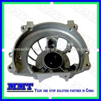 aluminum high pressure die casting of pump cover