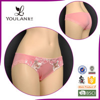 New design lace lingerie manufacturer hot sexy panty holes