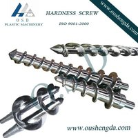 Rubber Extruder Screw Barrel For Recyled