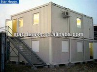 modular prefabricated container houses