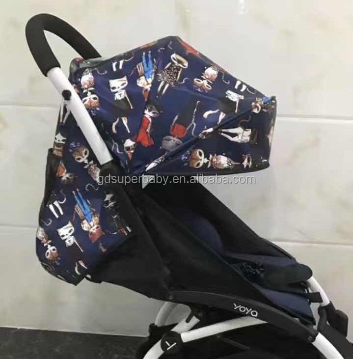 Baby Stroller Sunshade Canopy Cover for Prams compatible with 175 degreeYoya Strollers Car Seat Buggy Pushchair Pram accessories