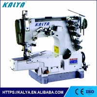 KLY-600 high speed small cylinder auto oil sewing machine interlock machine