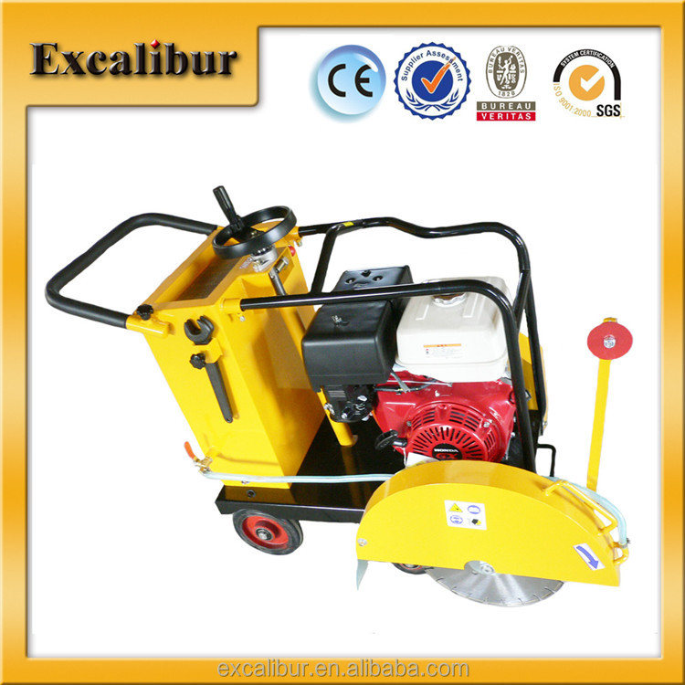 13HP Gasoline Engine Concrete Cutter