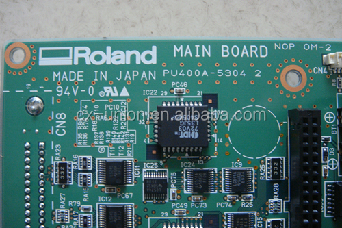 Roland printer spare parts for RS540/RS640