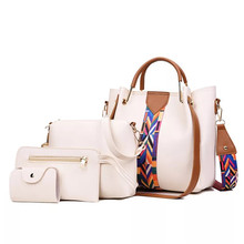 Woman Bag Set Kenya Best Sale Four Piece Bag Set