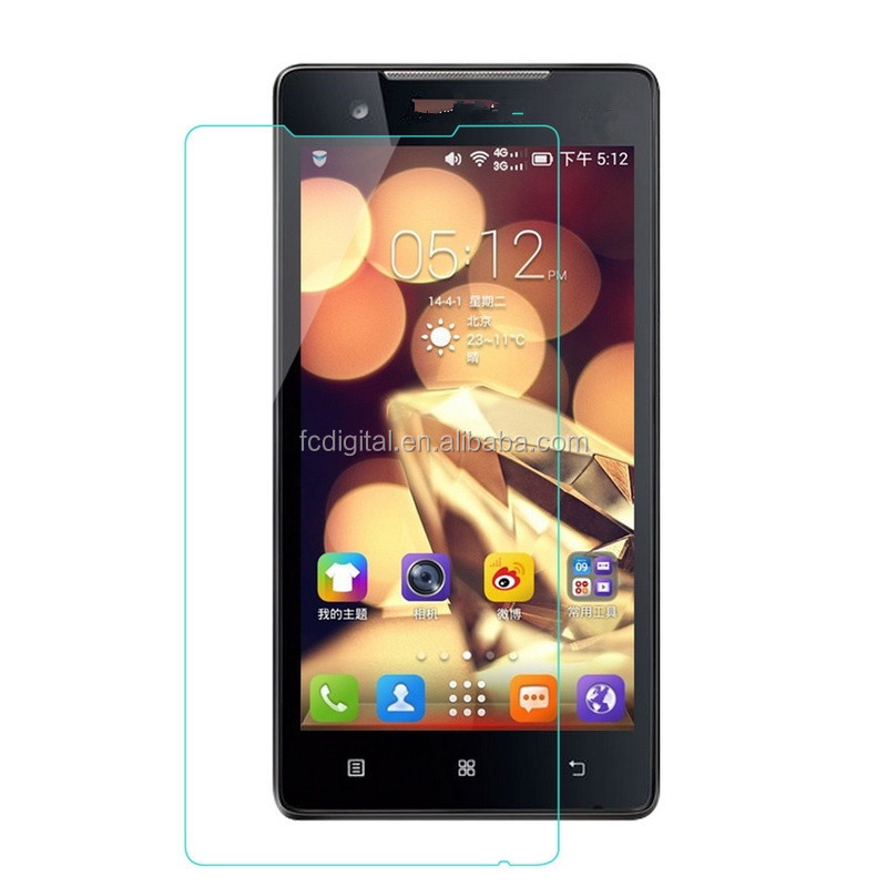 New Arrival Factory Supply Tempered Glass Screen Protector For Lenovo K6