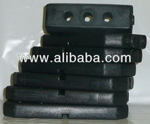 Home Use / Semi Commercial Vinyl Plastic Weights Cement and Iron Filling
