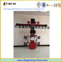 Automatic Electronic 3D wheel alignment
