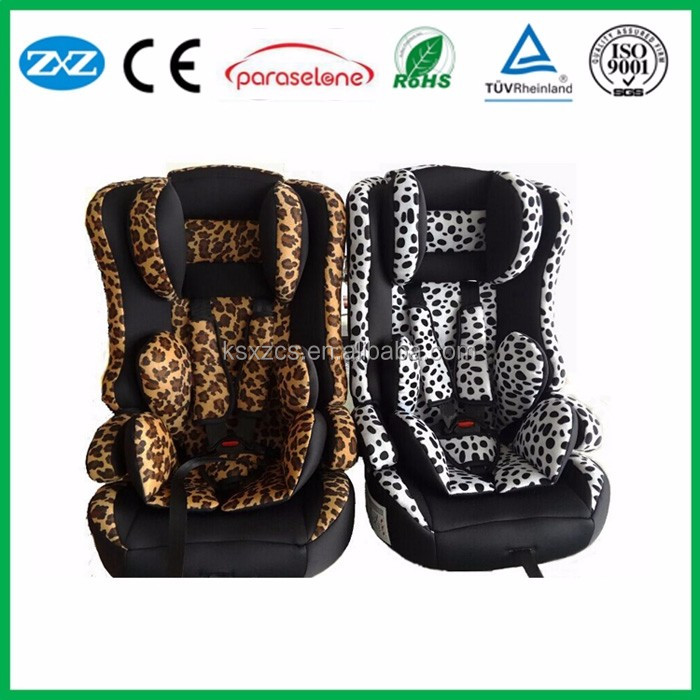 Fashionable baby car safety seat for car