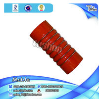 High performance auto truck silicone hose with steel wire