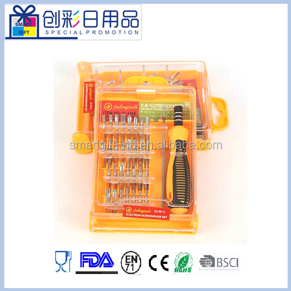 32pc repair Tool Kit pocket Precision Screwdriver Set