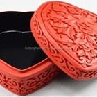Chinese antique lacquer box BX-75