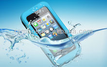 New Pink Waterproof Underwater Pouch/Bag/Case For iPhone 5 4 4s NEW