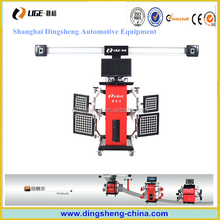Computer control CE Approved workshop machine automobile 3D wheel alignment