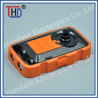 plastic with rubber customized plastic injection mold