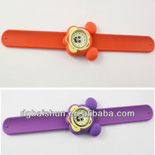 Wholesale Mickey Mouse Colorful Silicone Watch (BS-09-25)